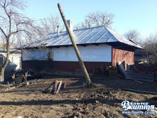 У Лашківці та Іванківцях горіли житловий будинок та господарська будівля