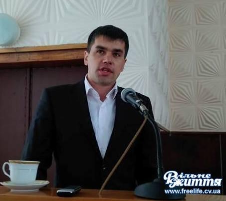 Головним лікарем КУ «Кіцманська ЦРЛ» призначили Володимира Хромюка