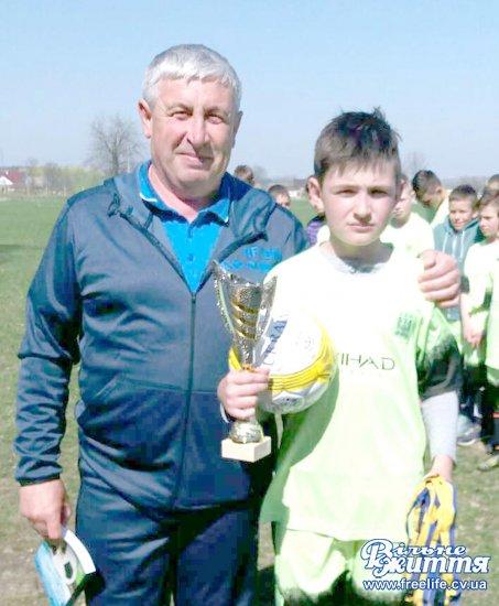 Футбол в Іванківцях у пошані