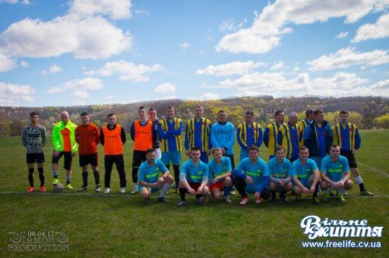 ФК «Сокіл» провів футбольний турнір в Драчинцях