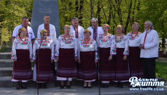 Гарне свято духовного співу відбулося у Кіцмані