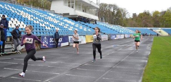 Кіцманчани завоювали сім медалей на чемпіонаті області  з легкої атлетики