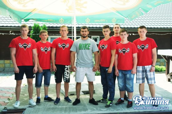 Сергій Волощук — зі спортом по життю