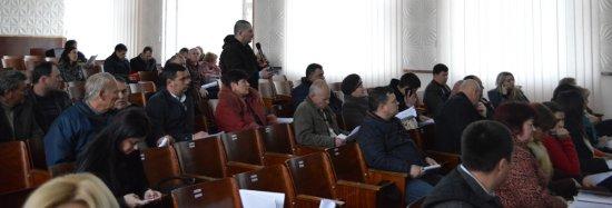 Важливі питання  життєдіяльності району  вирішували на сесії  районної ради