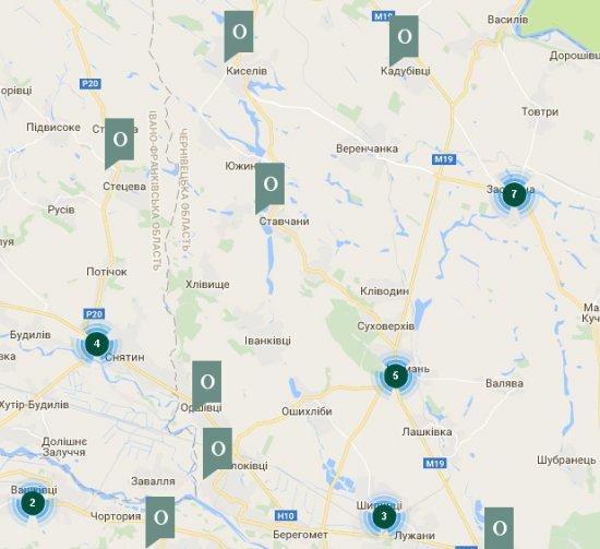 Жителі Киселева і Борівців просять не закривати відділення