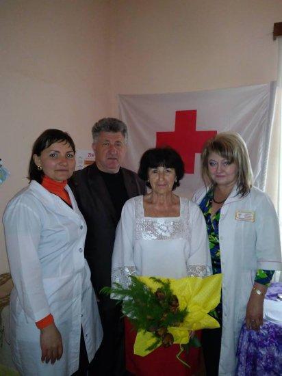 Кіцманський червоний хрест поєднав професійне свято і благодійну акцію
