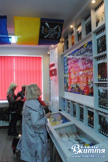 Музей з унікальними експонатами відкрили в Шипинській школі