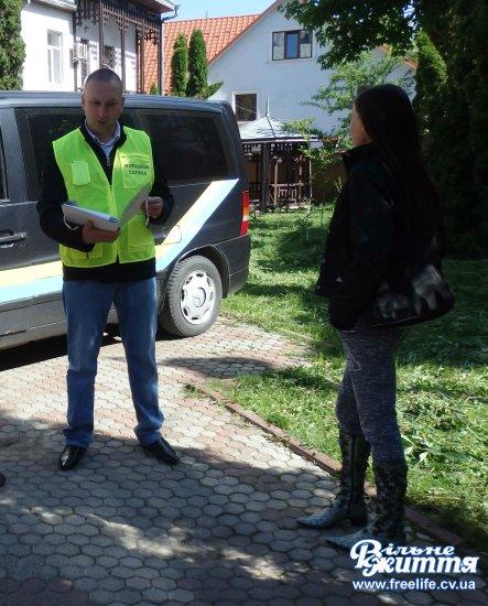 Громадянку РФ з Кіцманщини поміщено до Волинського пункту тимчасового перебування іноземців