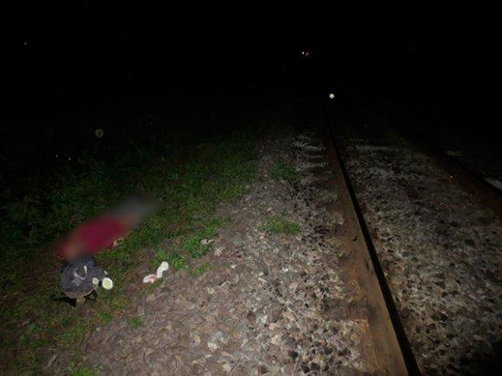 Вночі в Мамаївцях потяг збив чоловіка насмерть (доповнено поліцією)