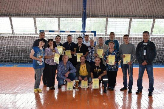 Збірна Кіцманського району зайняла ІІ місце в обласній спартакіаді