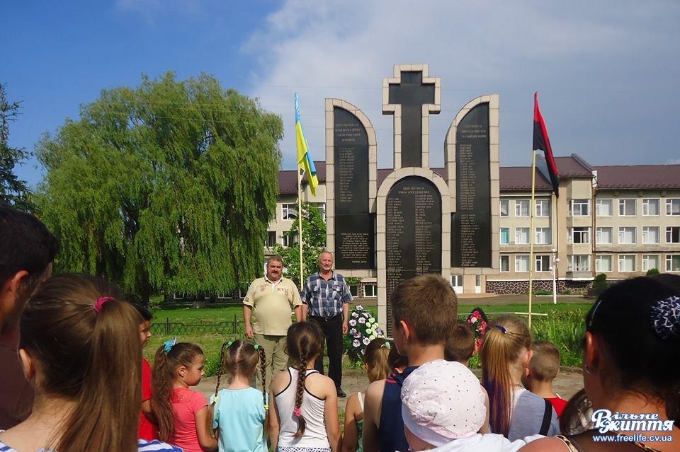 Кременчужани вшанували пам'ять жертв війни вУкраїні