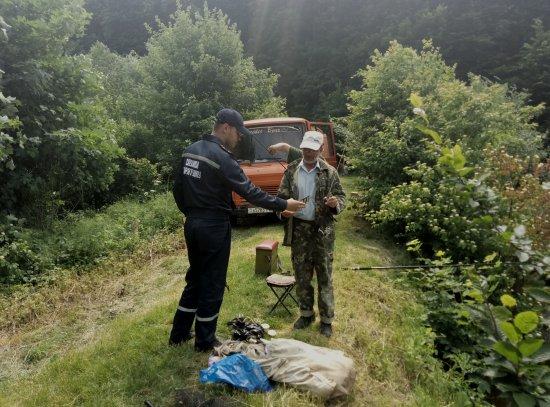 Кіцманські рятувальники нагадують про правила пожежної безпеки в лісі
