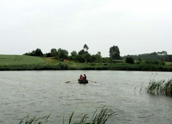 У Малятинцях у ставку втопився чоловік