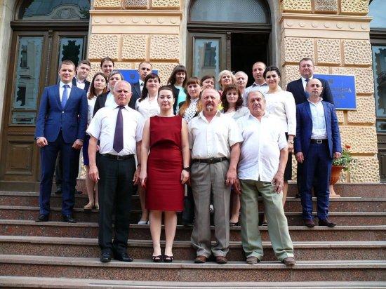 Кіцманчанка перемогла в обласному конкурсі держслужбовців РДА у номінації «Кращий керівник»