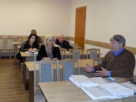 На депутатській комісії розглядали питання про виділення землі учасникам АТО