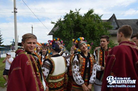 """Сьогодні — фестиваль """"На гостини до Івана"""" в Чорториї"""