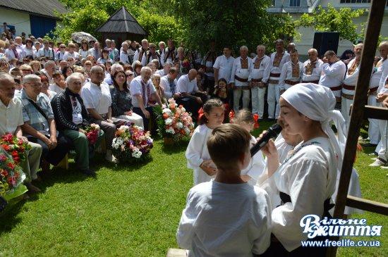 Іван Миколайчук казав: «Зв'язок із селом — моє щастя, мій золотий запас». Відео з фестивалю в Чорториї