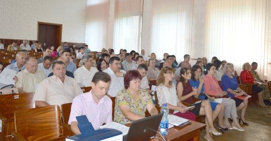 Депутати Кіцманської районної ради засідали позачергово