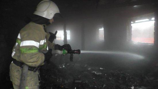 На Кіцманщині ліквідовано пожежу в гаражі житлового будинку
