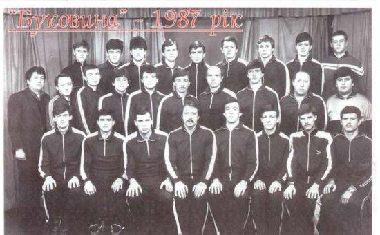 Помер колишній гравець чернівецької Буковини, кіцманчанин  Іван Руснак