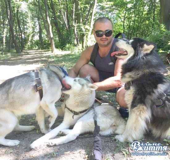 Собаки — не лише захоплення, а й спорт та реабілітація