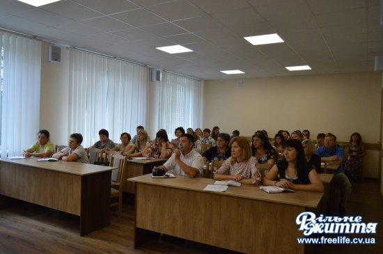 Щоб електронні закупівлі проводилися законно і прозоро, в Кіцмані відбувся семінар-навчання