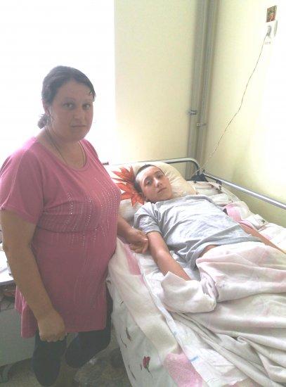 Підліток з Верхнів Станівців зможе ходити після реабілітації, але потрібна допомога!