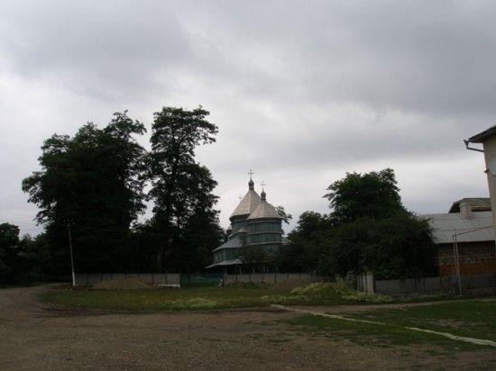 У Шишківцях реставрують церкву, якій понад 130 років