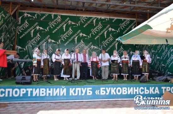 На Кіцманщині відбувся Всеукраїнський фестиваль християнської музики