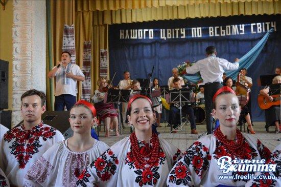 Колоритне свято українського танцю створили мамаївські та канадські танцюристи (ФОТО, ВІДЕО)