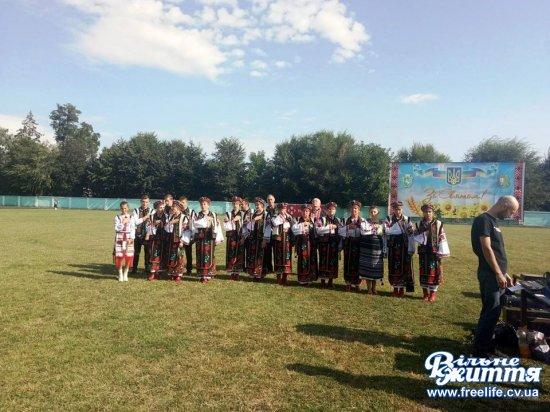Кіцмань відзначає головне свято країни - День незалежності (ФОТОРЕПОРТАЖ)