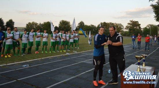Фінал кубка Кіцманського району з футболу: переможця визначили за пенальті