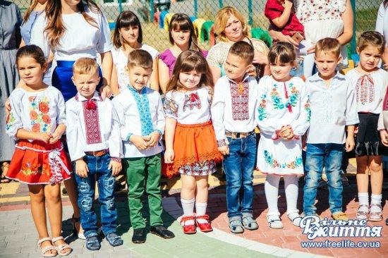 У Мамаївцях відкрили новий сучасний корпус дитсадка