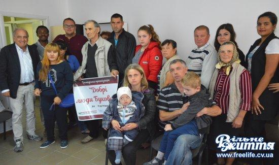 Нейрохірурги з Італії безкоштовно обстежували хворих у Кіцмані