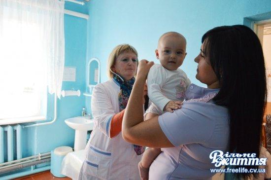 Відвідувачів у Неполоківській амбулаторії вистачає щодня
