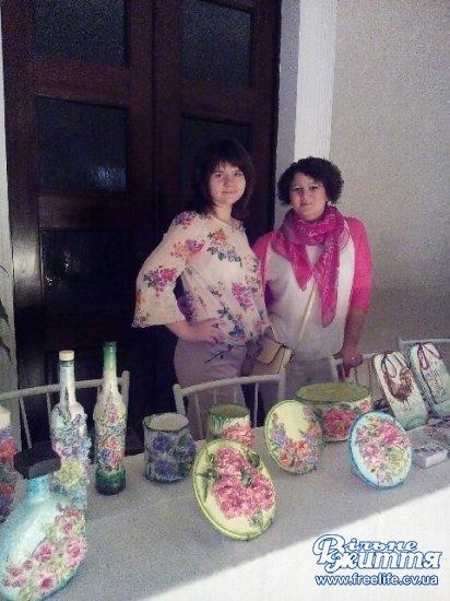 Майстрині з Буковини взяли участь у «Форумі ділових та професійних жінок» у Полтаві