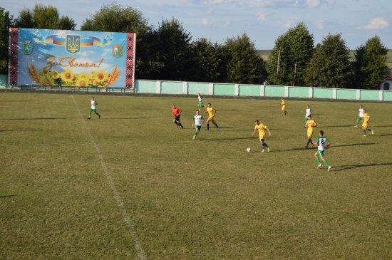 Відбулися чергові тури чемпіонату та першості Кіцманського району з футболу серед команд І і ІІ груп