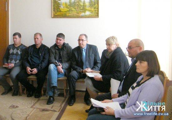 Розпочаті ремонтні та будівельні роботи соціальних об'єктів Кіцманщині мають закінчити до кінця жовтня
