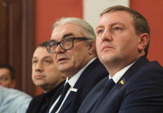 Іван РИБАК обраний головою  Чернівецької територіальної організації  Партії «Блок Петра Порошенка «Солідарність»
