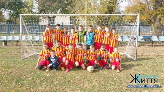 Відбувся турнір пам'яті ветеранів футбольного клубу Лужан