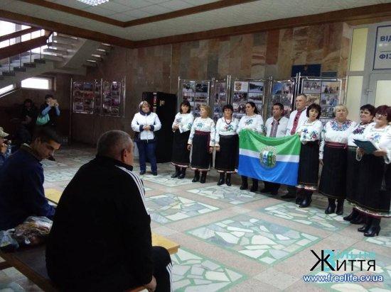 Волонтери відвідали військових у Львові з нагоди Дня захисника України