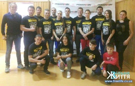 Відбувся Кубок області з пауерліфтингу