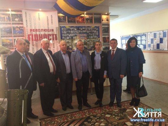 Співпраця Бєльського повіту  та Кіцманського району продовжується