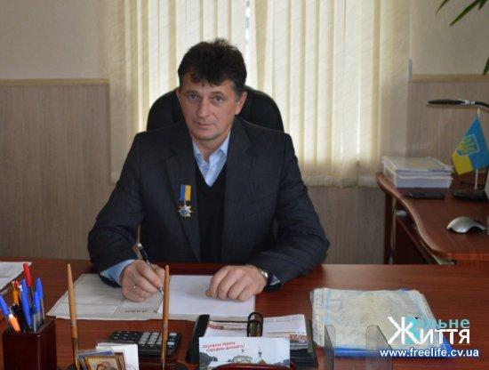 Керівника «Кіцманське АТП-17739» Дмитра Стефюка нагороджено орденом «Патріот України»