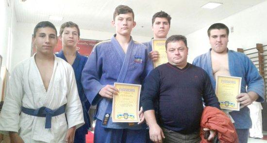 Чемпіонат області з боротьби дзюдо визначив кращих