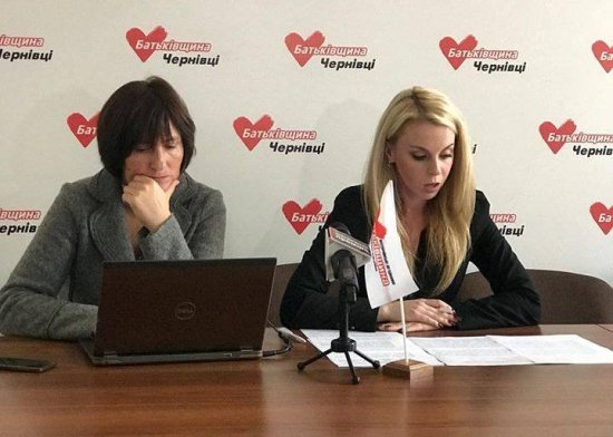 На Буковині партія «Батьківщина» за попередніми підрахунками має впевнену перемогу серед партій, які висували кандидатів на перших виборах в ОТГ