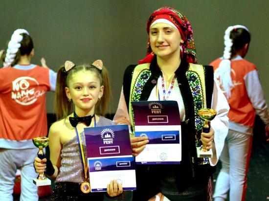 Чергові перемоги танцюристів з Драчинського будинку культури