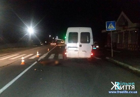Пенсіонер помер під колесами авто в Оршівцях на Кіцманщині