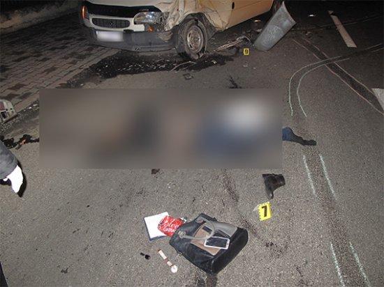 Жінку збили на пішохідному переході:  поліція коментує смертельну ДТП у Мамаївцях