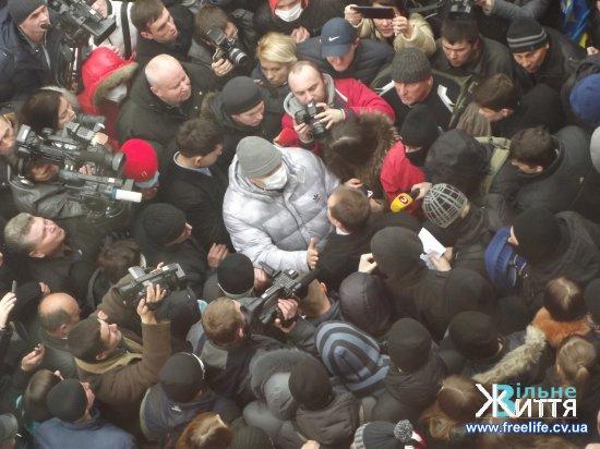 Спогади кіцманчан про революційні події в Україні